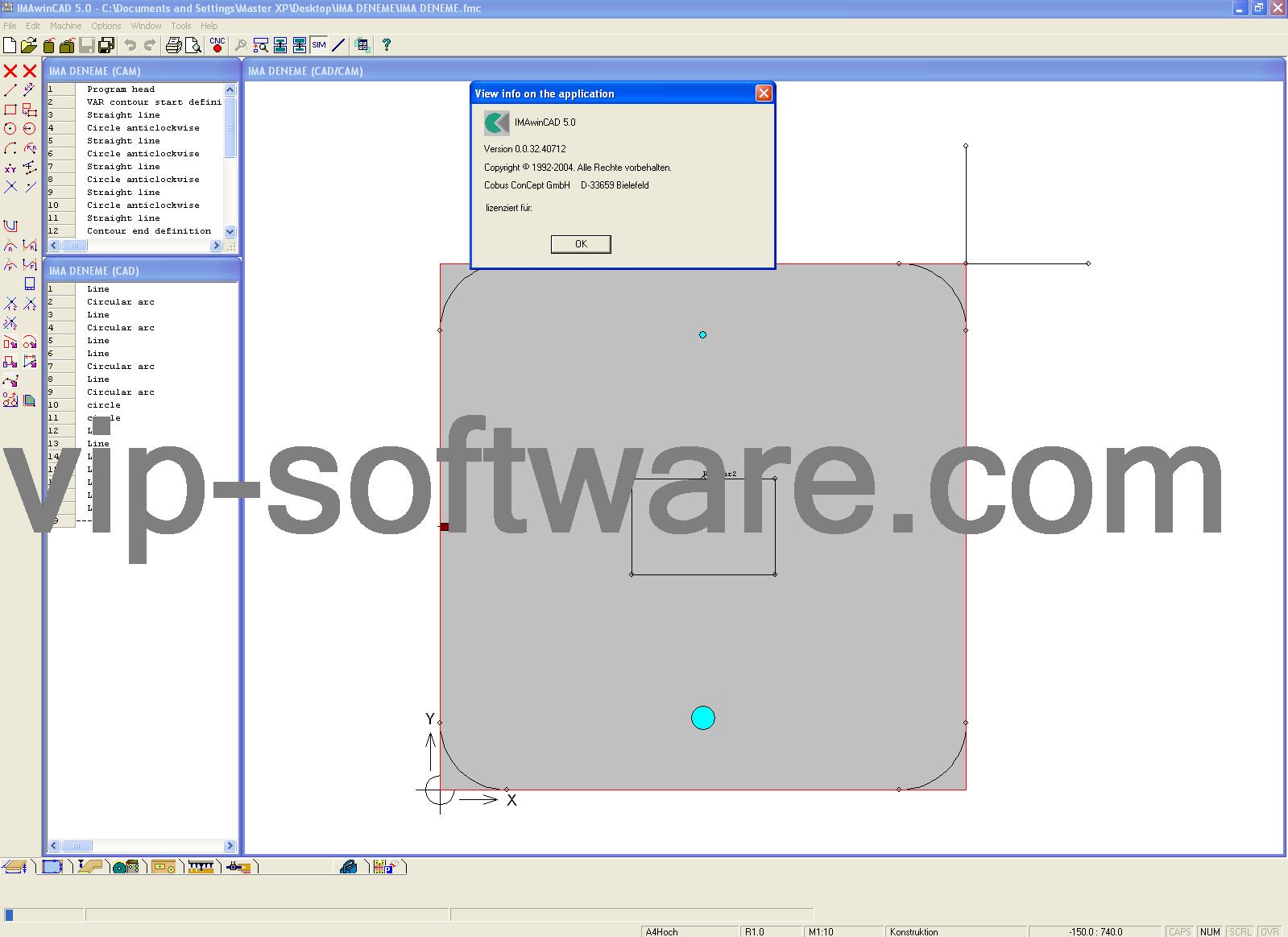 maschine ohne software