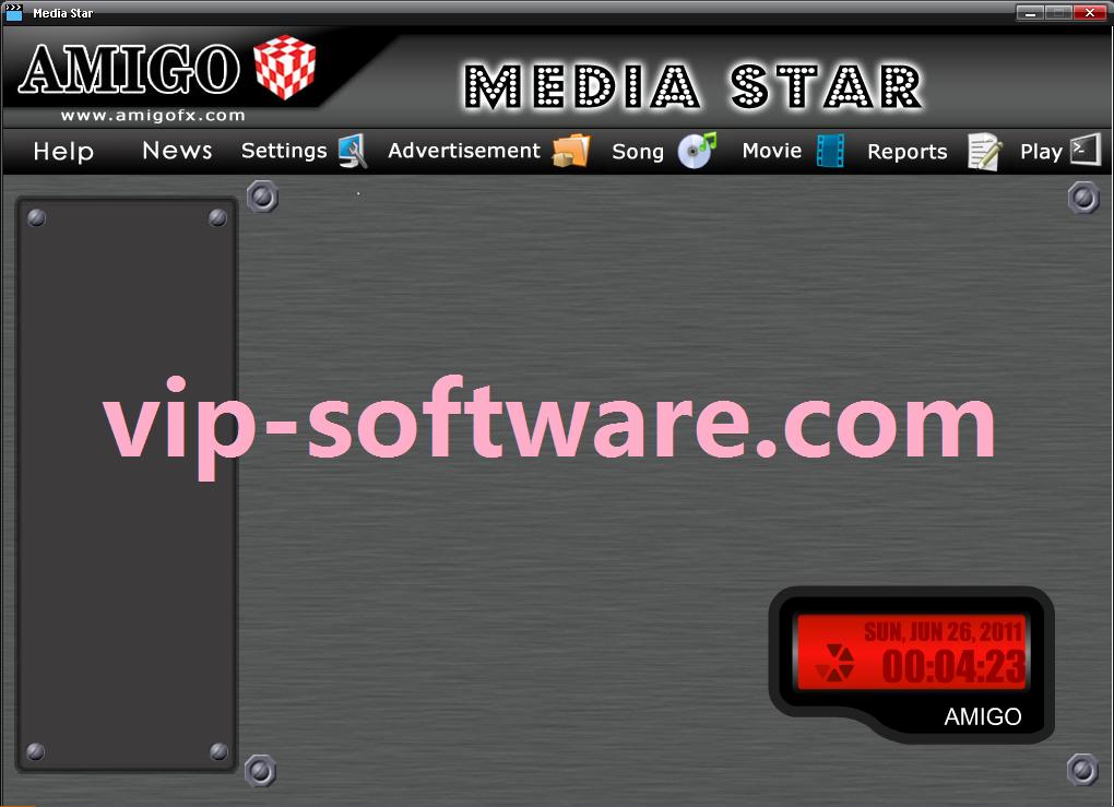 Amigo Media Star » VIP SOFTWARE