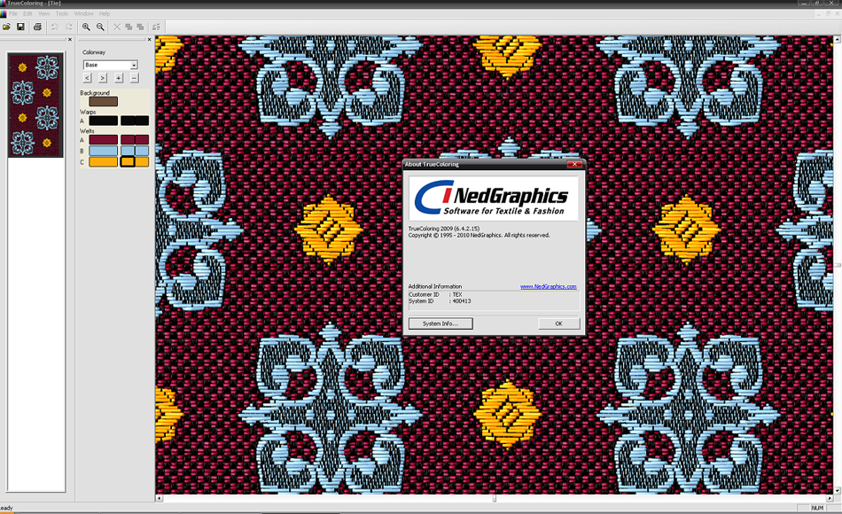 Textile Page 4 Vip Software