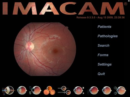 IMACAM ADVANCED SOFTWARE
