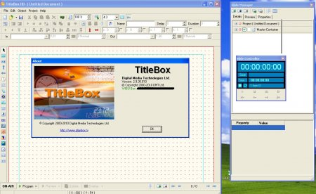 PlayBox TitleBox  2.9 Build 810 2010