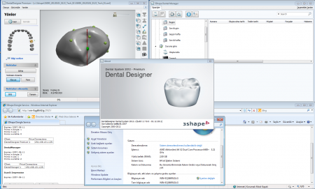 3Shape Dental System 2.7  2012