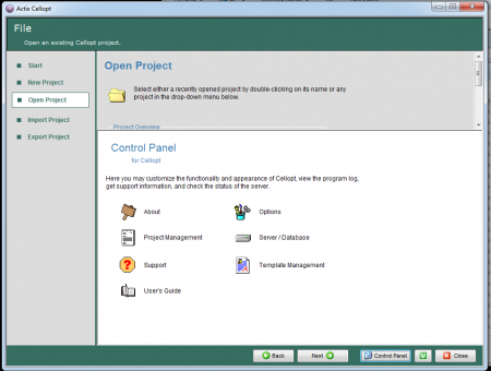 Actix cellopt afp 3.14.8