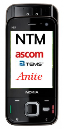 Nokia N85  NTM