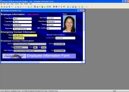 DataCard ID Works Enterprise Designer 6.5