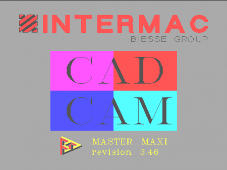intermac Master Maxi - Groover