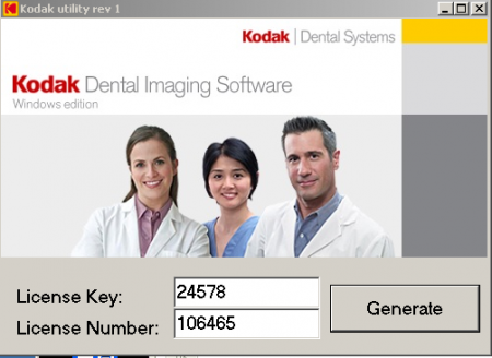 Kodak Dental Image Software ( KDIS )