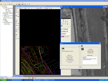 Micro Map - GIS and Photogrammetric Software V2.0