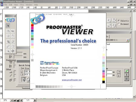 PerfectProof ProofMaster 3.21