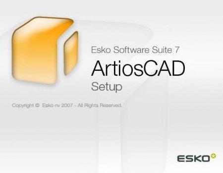 Esko Graphics ArtiosCAD v7.02