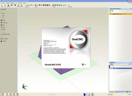 ONECNC XR5 31.10